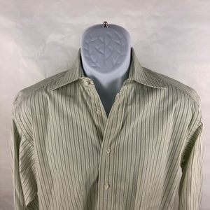 Gucci Men Shirt Size 38/15